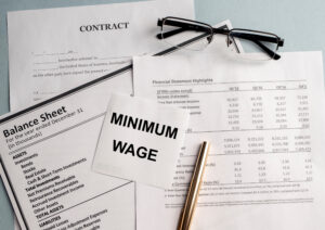 Salario mínimo en Europa: España y Portugal